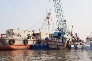 Tìm thấy thi thể 2 thợ lặn mất tích trên sông Lòng Tàu