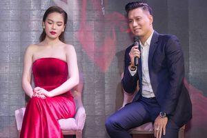 Giang Hồng Ngọc diễn cảnh tình cảm với bạn thân của chồng trong MV