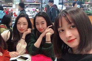 Sau SEA Games, Hoàng Thị Loan gặp bạn bè, Tuyết Dung về với gia đình