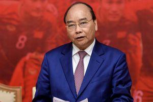 Thủ tướng yêu cầu khẩn trương khen thưởng Đoàn thể thao Việt Nam