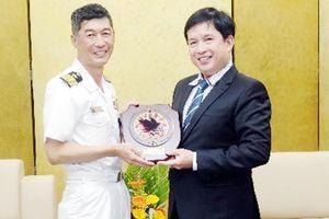 Thắt chặt hơn nữa quan hệ hữu nghị, hợp tác giữa Việt Nam - Nhật Bản