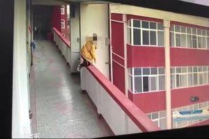 Nữ sinh lớp 9 nhảy lầu tự sát sau khi bị phát hiện hút thuốc