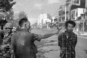 Ảnh sốc: Khoảnh khắc kinh hoàng trong Chiến tranh Việt Nam