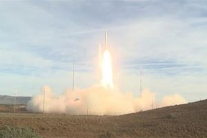 Mỹ thử tên lửa đạn đạo bị INF loại trừ
