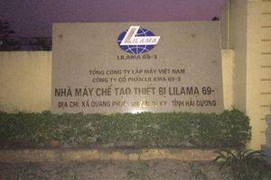 Nổ lớn tại nhà máy Lilama ở Hải Dương, 2 người tử vong