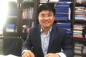 Viện trưởng Viện Khoa học pháp lý Nguyễn Văn Cương: 'Công nghệ mới đặt ra nhiều vấn đề pháp lý cần giải quyết'