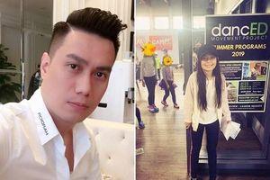 Diễn viên Việt Anh gặp lại con gái sau 10 năm