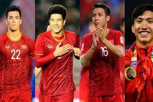 4 cầu thủ Việt Nam vào đội hình tiêu biểu SEA Games 30