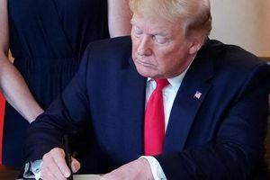 Tổng thống Mỹ hủy kế hoạch tăng thuế với Trung Quốc từ 15/12/2019
