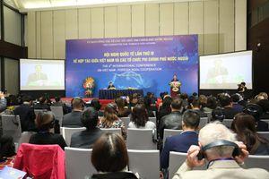 Nghệ An tham dự Hội nghị quốc tế về công tác phi chính phủ nước ngoài