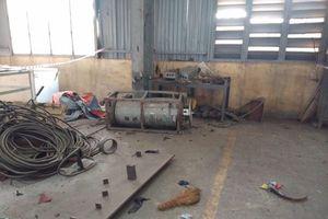 Vụ nổ thùng oxy hóa lỏng ở nhà máy Lilama 69-3: Thêm 1 nạn nhân tử vong