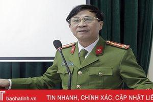 Trao thưởng Ban Chuyên án vụ buôn bán, vận chuyển gần 5,5 tạ pháo từ Quảng Ninh về Hà Tĩnh