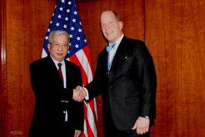 Đối thoại Chính sách Quốc phòng Việt Nam-Hoa Kỳ năm 2019