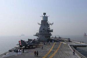 Hải quân Ấn Độ có vũ khí gì khủng khiếp khiến thế giới cũng 'kiêng nể'