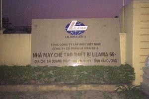Nổ phi chứa ô xi hóa lỏng tại nhà máy Lilama, 2 người tử vong
