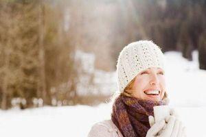 Chăm sóc sức khỏe mùa lạnh đúng cách