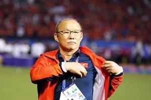 Lý do HLV Park Hang-seo từ chối tấm HCV SEA Games 30