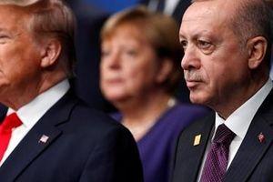 Thổ Nhĩ Kỳ lên án Mỹ vì công nhận vụ diệt chủng thời Đế chế Ottoman