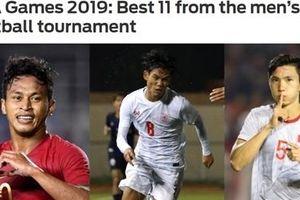 CĐV 'hả hê' khi Thái Lan vắng bóng trong đội hình tiêu biểu SEA Games