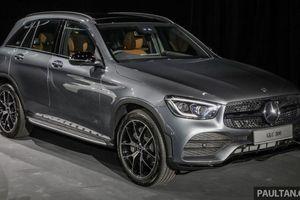 Ngắm Mercedes-Benz GLC bản nâng cấp 2020