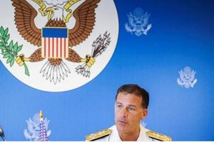 Đô đốc Mỹ tiếp tục chỉ trích hành vi bất chấp luật pháp quốc tế của Trung Quốc ở Biển Đông