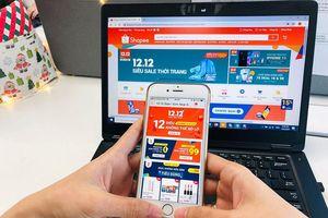 Shopee: Số điện thoại bán ra trong sự kiện '12.12 Sale Sinh Nhật' có thể phủ kín 3 sân bóng đá