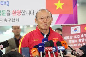 HLV Park Hang-seo đặt mục tiêu khiêm tốn tại VCK U23 châu Á 2020