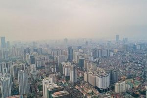 Ô nhiễm không khí Hà Nội lên kịch khung