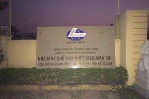 Nổ ở nhà máy Hải Dương, 6 người thương vong: Lilama 69/3 báo cáo gì?