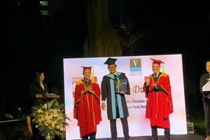 48 cử nhân chương trình Vatel của Trường ĐH Hoa Sen nhận bằng tốt nghiệp