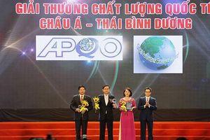 Việt Nam dẫn đầu về số lượng Doanh nghiệp đạt Giải thưởng Chất lượng quốc tế châu Á – Thái Bình Dương