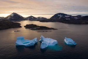 Nước biển sẽ dâng thêm 7cm do sông băng Greenland tan chảy nhanh hơn