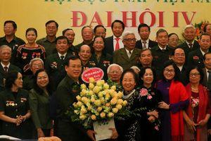 Ông Vũ Trọng Kim tái đắc cử Chủ tịch Hội cựu TNXP Việt Nam khóa IV