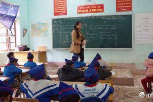 Nghệ An tuyển dụng đặc cách giáo viên hợp đồng