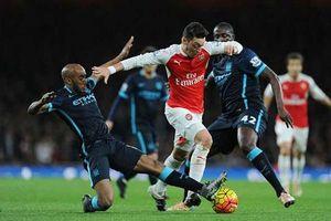 Lịch phát sóng bóng đá châu Âu cuối tuần: Đại chiến Arsenal – Man City, M.U đụng độ Everton