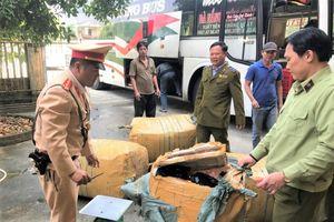 Thừa Thiên Huế: Bắt giữ 1 tấn sụn gà và nhiều hàng hóa không rõ nguồn gốc