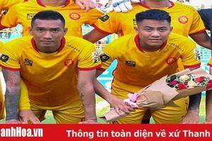 CLB Thanh Hóa chia tay 3 tiền vệ Bùi Văn Hiếu, Phạm Văn Nam và Vương Quốc Trung