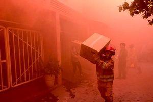 Quy trách nhiệm người đứng đầu cơ sở nếu để xảy ra cháy