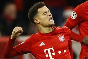 Coutinho lần đầu ghi hat-trick cho Bayern Munich