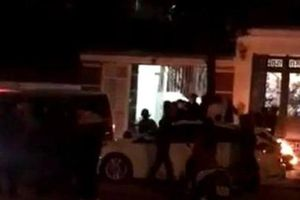 Điều tra vụ án mạng xảy ra ở TP Sầm Sơn