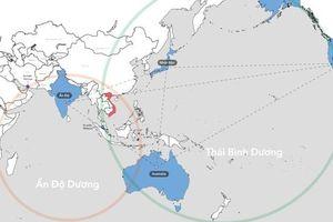 Ấn Độ đẩy mạnh khái niệm Ấn Độ Dương - Thái Bình Dương
