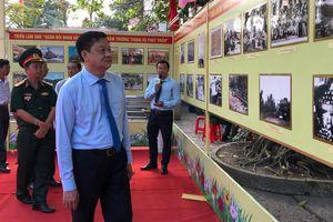 Triển lãm 'Đảng Cộng sản Việt Nam – 90 mùa Xuân lịch sử'