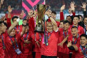 Park Hang Seo - huấn luyện viên huyền thoại của bóng đá Việt Nam