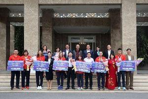 Quảng Ninh chi 1,6 tỷ đồng khen thưởng cho các HLV, VĐV đạt thành tích cao trong SEA Games 30