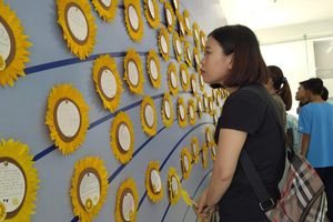 Đong đầy yêu thương tại ngày hội Hoa hướng dương