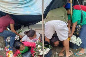 Động đất mạnh 6,8 độ rung chuyển miền nam Philippines