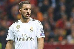 Hazard muốn trở lại Chelsea sau khi chia tay Real