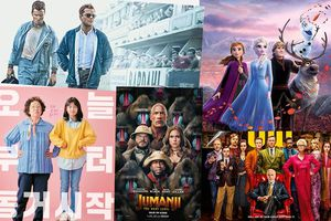 'Frozen 2' đứng đầu phòng vé Hàn Quốc tuần thứ 4 liên tiếp, thu về gần 90 triệu USD