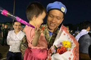 Thông điệp hòa bình từ những người lính Quân y Việt Nam