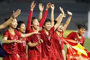 Tuyển nữ Việt Nam nhận thưởng kỷ lục 22 tỷ đồng